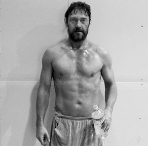 300 Workout Captain Gerard Butler